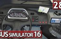 Bus Simulator 16 #28 Langsam läufts ► Lets Play Bus Simulator 16 deutsch HD