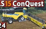 LS15 ConQuest #24 KANTEN SCHNEIDEN 60 FPS