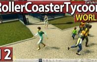 Roller Coaster Tycoon World #12 BESTANDSAUFNAHME deutsch german