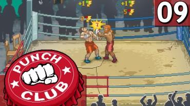 Punch Club #9 Der Box WiSim Retro Style