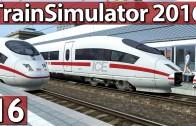 TS 2016 #16 ICE3 auf der Rheinstrecke 2 Die Zugsimulation Railworks 7 deutsch