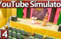 BESUCH auf der GAME VORSTELLUNG ► YouTubers Life Let's Play #14