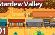 ICH steige AUS! ► Stardew Valley #01