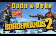 Borderlands 2 Co op #2 Knuckle Dragger schmeisst Steine! deutsch HD