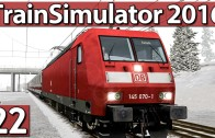 Die BR145 Hamburg Hannover ► Train Simulator 2016 #22