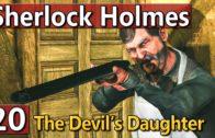 SCHLÄGEREI ► Sherlock Holmes The Devils Daughter #20