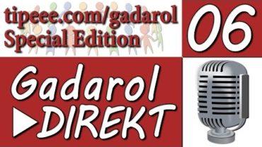 GamesCom & offene Worte & Eure Kommentare ► Gadarol DIREKT #6 Teil 1/2