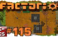 Factorio #115 Endlich Ruhe Der Industrie und Fabrik Simulator und Manager deutsch HD