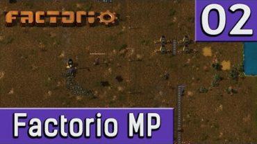 Finst muß sich Outen ► Gadarol`s Community tüftelt ► Factorio Multiplayer