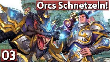 DAS macht SPASS! ► Orcs MUST Die Unchained BETA #3