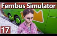 Fahren im Winter ► FERNBUS SIMULATOR #17