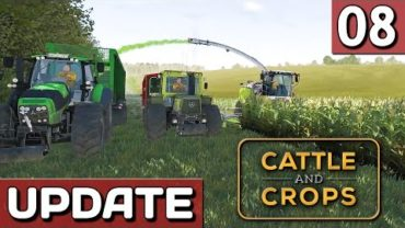 Cattle and Crops GAMEPLAY und EARLY ACCESS Zugang ► UPDATE #8