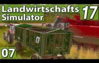 LS17 ► Nachtschicht im #7 Landwirtschafts Simulator 17 | LS 17