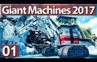 GIANT MACHINES 2017 SIMULATOR ► #1
