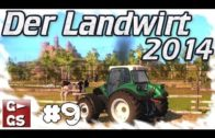 Der Landwirt 2014 #9 Düngen und Geld holen deutsch HD PlayTest Lets Play Simulator