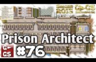 Prison Architect #76 Der große Ausbau Alpha 17 Gefängnis Simulator Manager deutsch HD Lets Play