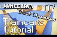 Train Carts Tutorials 07 – BlockChanger: Carts mit Blöcken füllen.