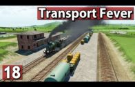 Zugerweiterungen ► Transport Fever Gameplay deutsch #18