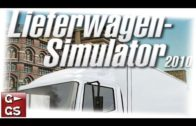 Der Lieferwagen Simulator #01 Wunschbox Euer Spiel im Lets Play deutsch HD