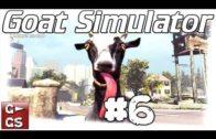 Goat Simulator #06 Das geht noch besser Die Ziegen Simualtion deutsch german Lets Play