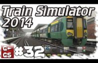 Train Simulator 2014 #32 Von London nach Brighton Class 377 Railworks Lets Play HD deutsch