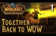 Warlords of Draenor Together #1 5 Gestalten ohne Skillz allyance spielt Horde deutsch HD german