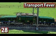 KROKODILE ► Transport Fever Gameplay deutsch #28