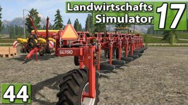 Der MEGA RIESEN PFLUG ► Landwirtschafts Simulator 17 | LS 17 #43