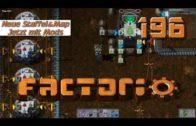Factorio #196 Ein Steinproblem Dytech F-Mod Treefarm Industrie und Fabrik Simulator deutsch HD