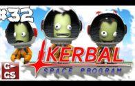 Kerbal Space Programm #32 Quicksave ist mein Freund Der Raumfahrt Simulator Lets Play deutsch