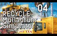 RECYCLE Der Müllabfuhr Simulator #4 Ab auf die Halde Abfall Manager deutsch HD 1080
