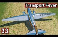 FLUGZEUGE ► Transport Fever Gameplay deutsch #33