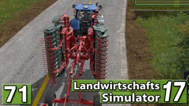 Mais häckseln KLICK KLICK ELL ► LS17 | Landwirtschafts Simulator 17 #71