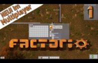 Factorio Multiplayer #1 Endlich wieder Factorio Der Industrie und Fabrik Simulator deutsch HD