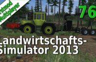 LS13 ForstMod Multiplayer  #76 Alles kaputt Landwirtschafts Simulator 2013 HD Lets Play LS2013