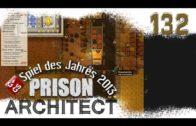 Prison Architect #132 Ein schönerer Hof Alpha 25 Gefängnis Simulator Manager deutsch HD Lets Play