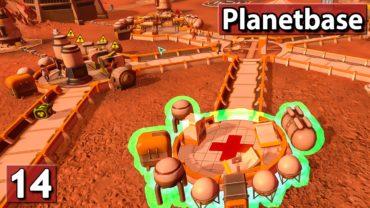 Energieverschwendung in Masse ► Planetbase #14