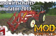 LS13 IHC 624 mit Frontlader Landwirtschafts Simulator 2013 Modvorstellung HD Mod Review