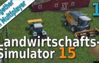 LS15 Multiplayer #1 Im Team nach Amerika Landwirtschafts Simulator 15 von der  Server Farm