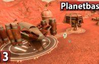 Die Besucher ► Planetbase #13