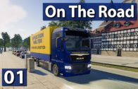 "ON THE ROAD PREVIEW #1 deutsch ► Talk Truck Thema: ""Early Access"""
