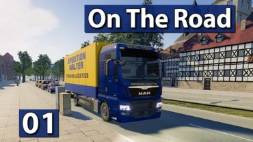"""ON THE ROAD PREVIEW #1 deutsch ► Talk Truck Thema: """"Early Access"""""""
