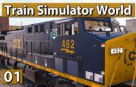 TRAIN Simulator WORLD #1 TUTORIAL und fett KOHLE! ► ZUGSIMULATION auf einem neuen Level!