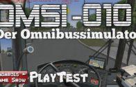 OMSI #10 Chaotischer Start auf Berlin Strecken Der Omnibus Simulator deutsch HD Let's Play