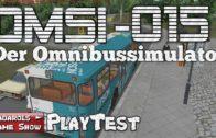 OMSI #15 Stadtbus O 305 Addon Was zum Teufel Der Omnibus Simulator deutsch HD Let's Play
