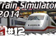 Train Simulator 2014 #12 Ein silberner Stern am Pferdehuf Railworks Lets Play HD deutsch