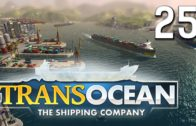 TransOcean #25 Die Sherlock Holmes sticht in See The Shipping Company Gameplay Lets Play deutsch HD