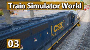 TRAIN Simulator WORLD #3 ZURÜCK in der SPUR ► ZUGSIMULATION auf einem neuen Level!