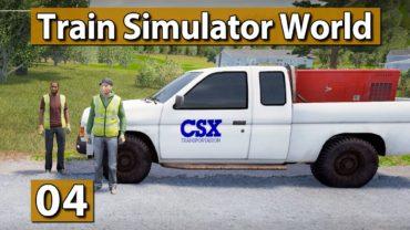 TRAIN Simulator WORLD #4 ► GESCHAFFT!? ► Der ZUG Simulator