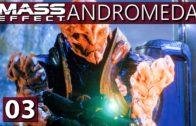 Mass Effect ANDROMEDA #3 ► WAS ist DAS!? Oder… Wer?